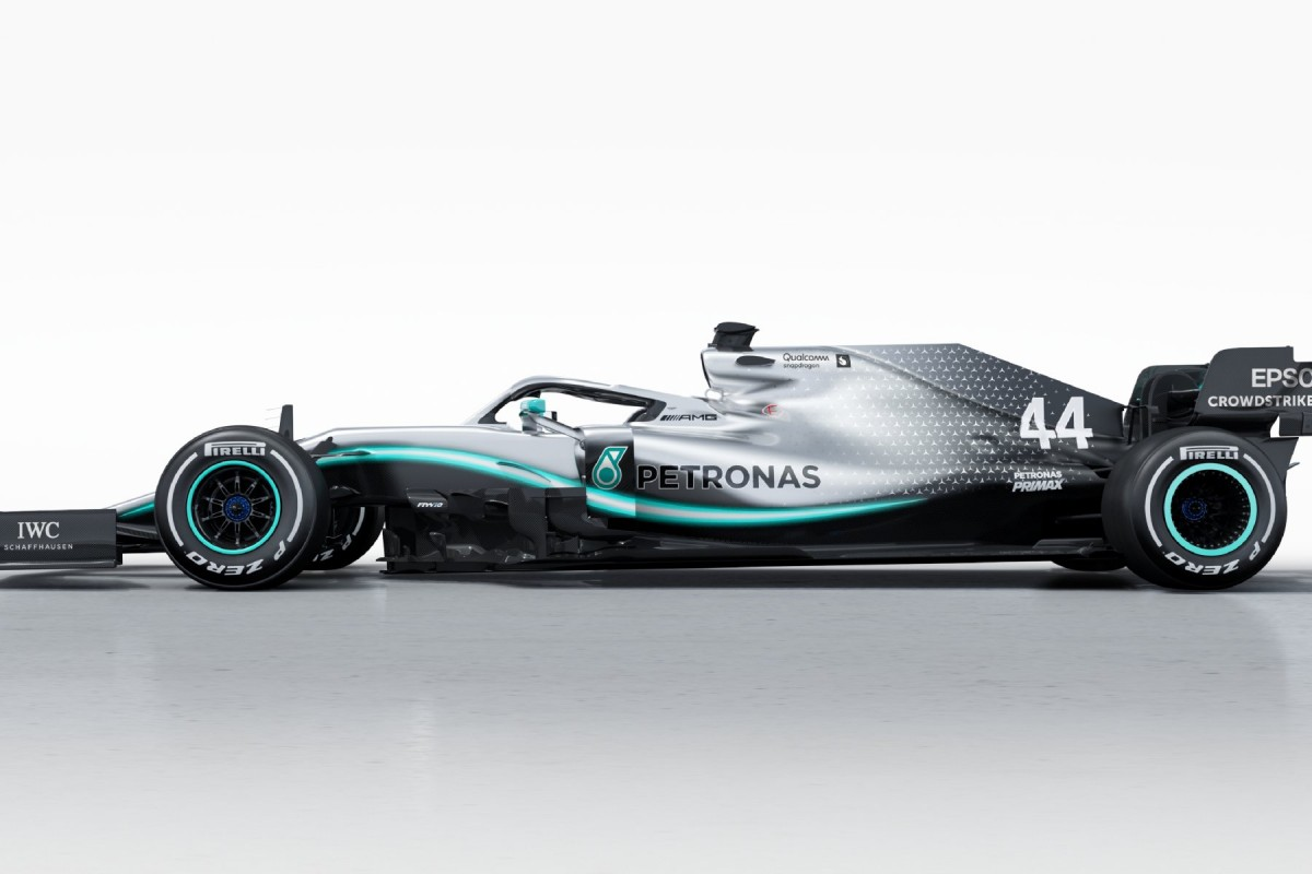 Mercedes AMG Petronas Motorsport - #44 Lewis Hamilton et #77 Valtteri Bottas W10-310