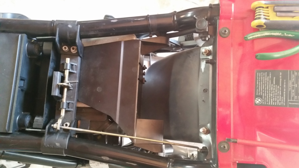 K100 engine swap. 20190810