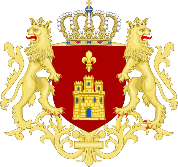Reino de Tarinea: lucha por el poder Escudo10