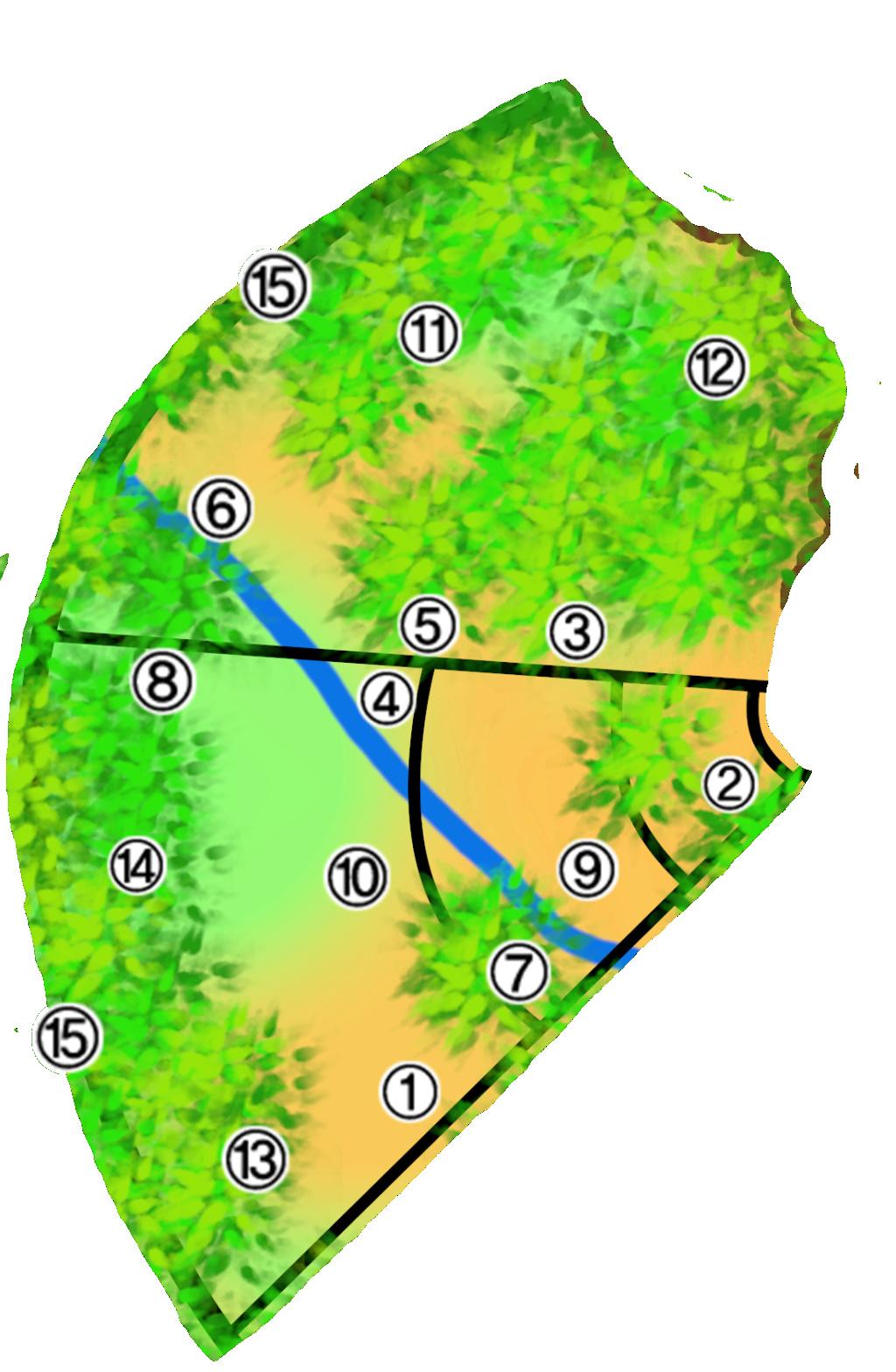 [Descrição] Área Oeste de Konoha Konoha11