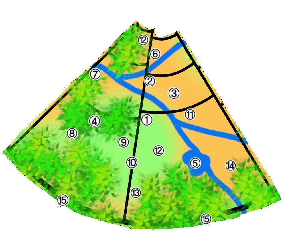 [Descrição] Área Sul de Konoha Konoha12