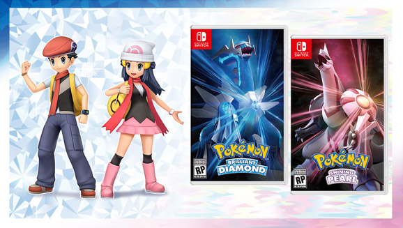 Pokémon Brilliant Diamond And Shining Pearl - Page 2 20210510