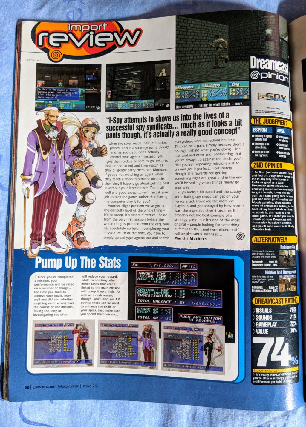 Old Magazine Chat - Page 4 Spy_210