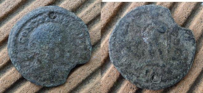follis réduit de Constantin I Rom22010