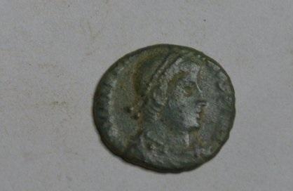 Nummus Valentinien 1er - Arles 364 - 365 ap JC Valena10