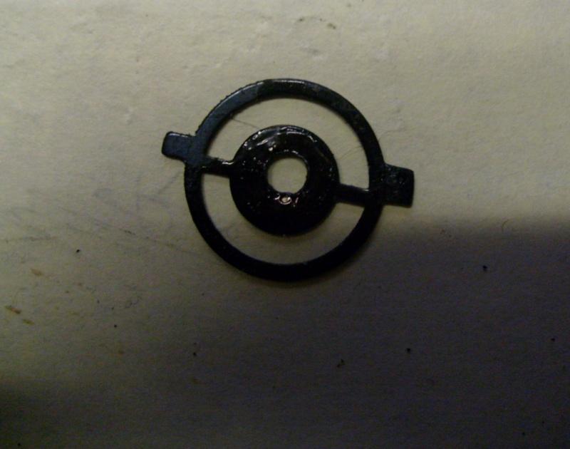 Dioptre sur Mauser Suédois M96 S6300315