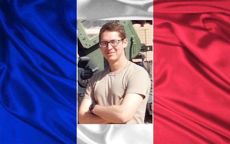 Hommage national en l'honneur du jeune Médecin des armées Marc Laycuras Mali_10