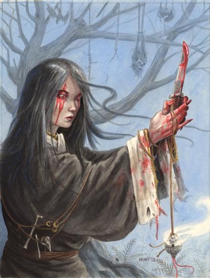 L5R, Living Rokugan Bloods11