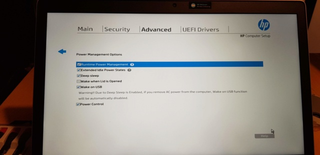 HP ProBook 470 G5 Core i7 8550U 20191010