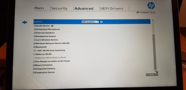 HP ProBook 470 G5 Core i7 8550U 20191014