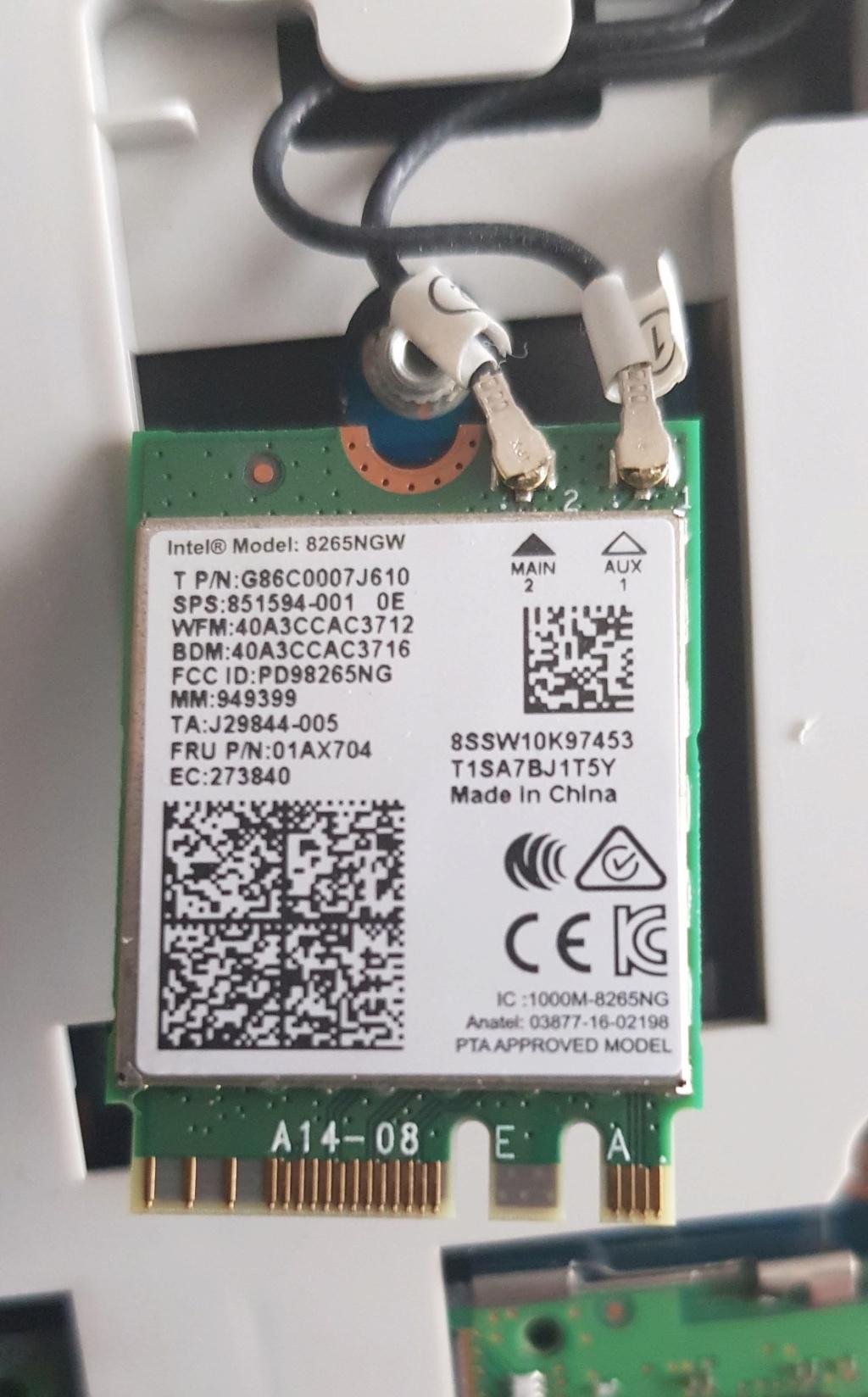 HP ProBook 470 G5 Core i7 8550U - Page 2 20191025