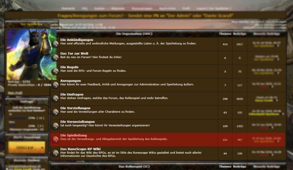 Einblick in das Archiv Forum10