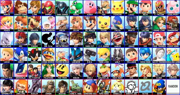 Notons nos rosters Ssb6_f10