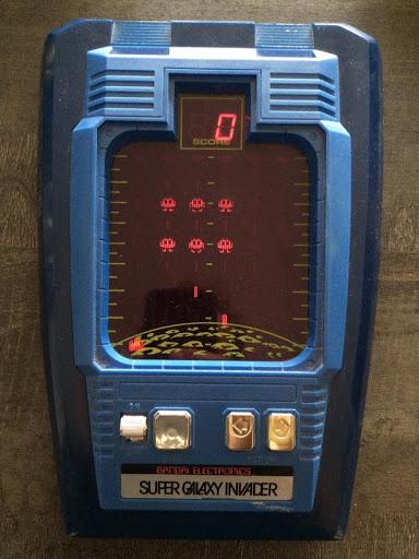 "Missile Invader (1980) - Bandai Electronics - Jeu électronique ""type table top"" Bandai10"