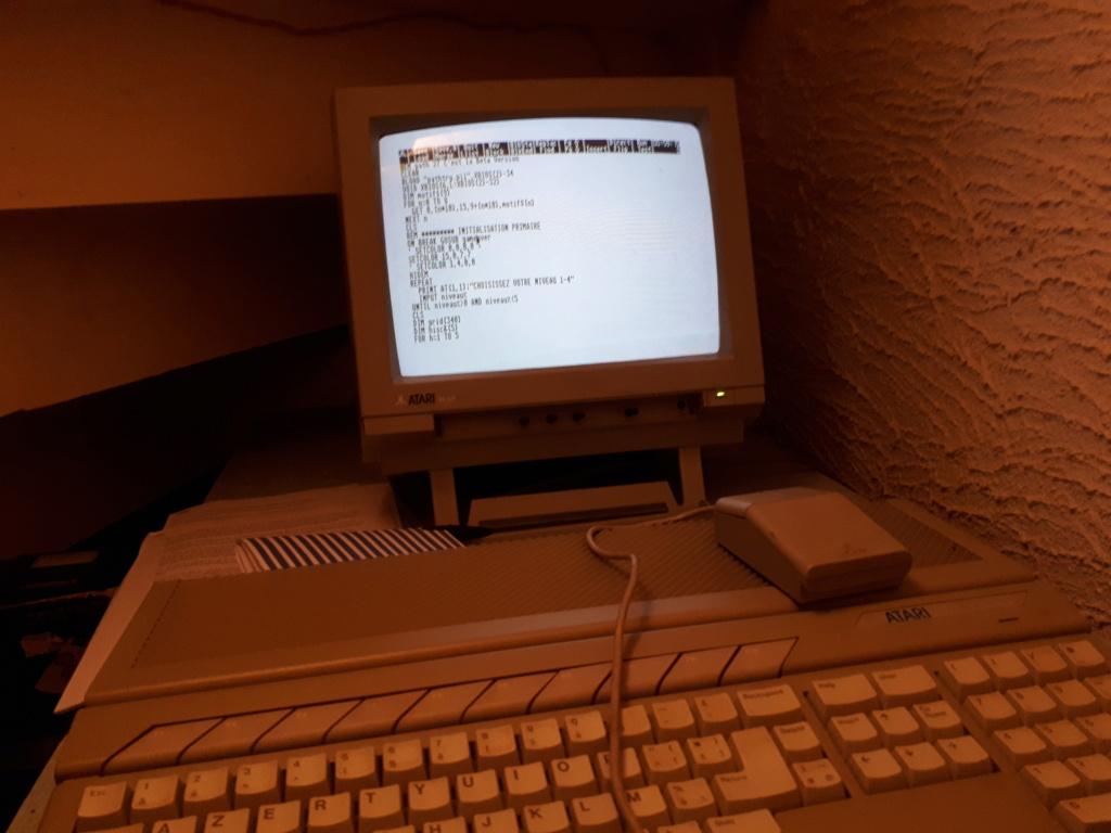 PATFHFINDER - DISPONIBLE sur Atari ST Code10
