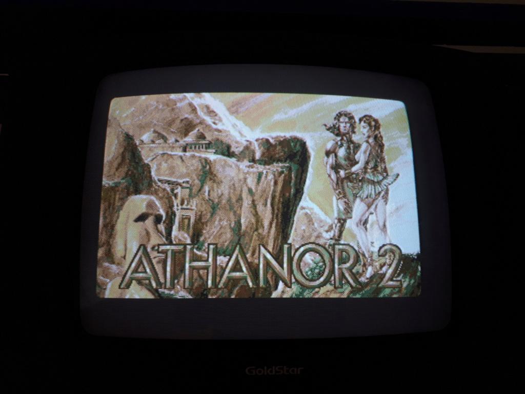 [Micro 8/16 Bits] ATHANOR II - La légende des Hommes-Oiseaux - Page 13 Inro10