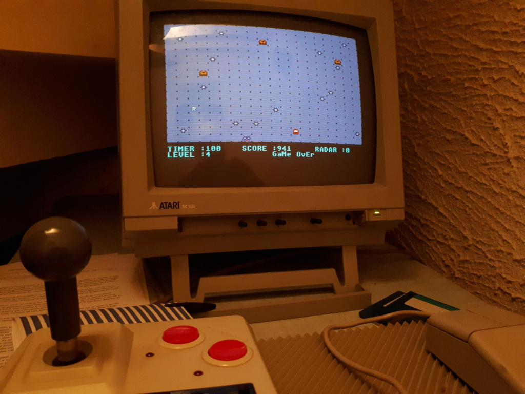 PATFHFINDER - DISPONIBLE sur Atari ST One10