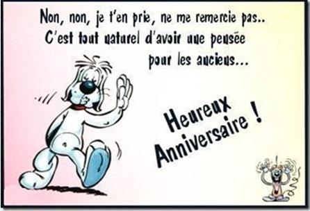 Bon anniversaire, Georges - Page 4 Annive24