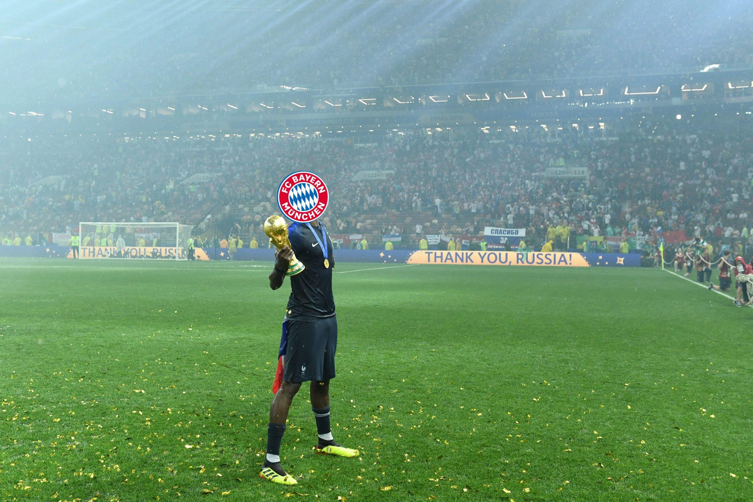 Bayern München under Niko Kovac Pogbab10