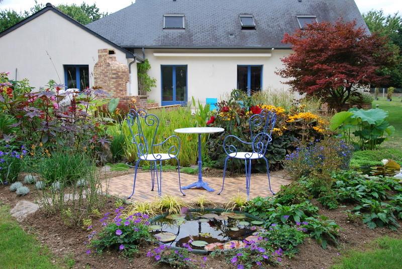 Le jardin c'est la santé, rien faire c'est la conserver  : hamacs et autres chaises longues  Dsc_1613