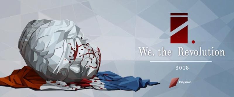 We. The Revolution 7054fb10