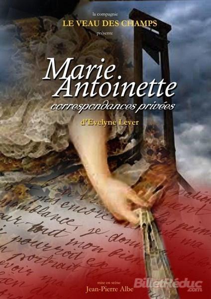 Marie Antoinette, correspondances privées Vz-52410