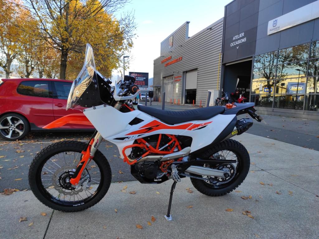 Ma nouvelle monture : KTM 690 Enduro R 2020 full équipée ! Img_2011