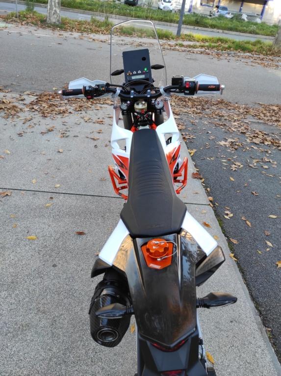 Ma nouvelle monture : KTM 690 Enduro R 2020 full équipée ! Img_2012