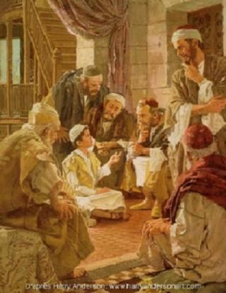 """*** Oeuvre de Maria Valtorta : """" Jésus opère des Miracles dans la maison de Pierre  """" *** - Page 2 Examen10"""
