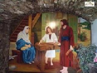 """*** Oeuvre de Maria Valtorta : """" Jésus opère des Miracles dans la maison de Pierre  """" *** - Page 2 Jzosus77"""