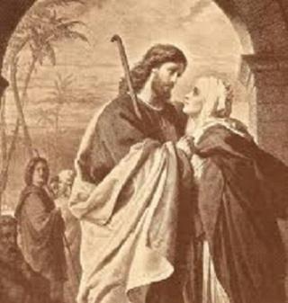 """*** Oeuvre de Maria Valtorta : """" Jésus opère des Miracles dans la maison de Pierre  """" *** - Page 2 Jzosus83"""