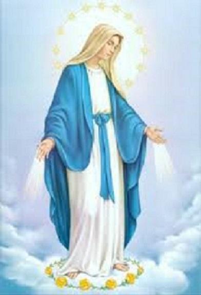 *** Suppliques à Marie et aux saints pour la France et pour le monde *** - Page 2 Marie_56