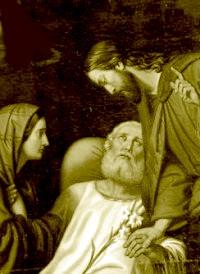 """*** Oeuvre de Maria Valtorta : """" Jésus opère des Miracles dans la maison de Pierre  """" *** - Page 2 Mort_d10"""