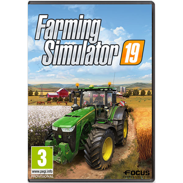 Suport Farming Simulator 19