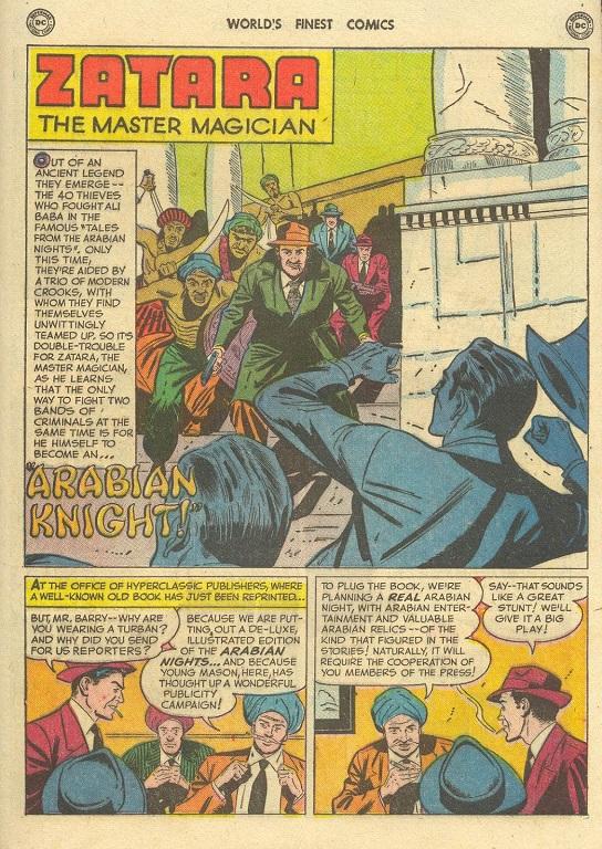 Happy Belated 75th Anniversary to Zatara the Magician -_000110