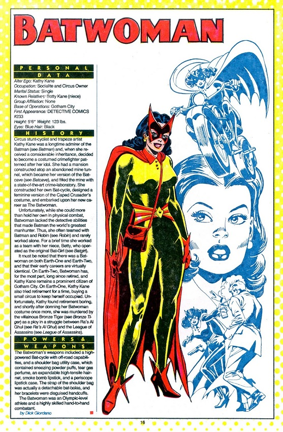 Original Batwoman (Kathy Kane) - Page 2 -_batw10
