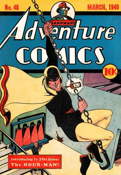 Happy 80th Anniversary to Golden Age Hour-Man / Hourman (Rex Tyler) 126210
