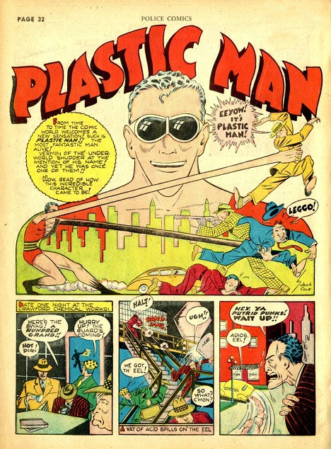 Plastic Man #1 (2018) 6-issue series 3310