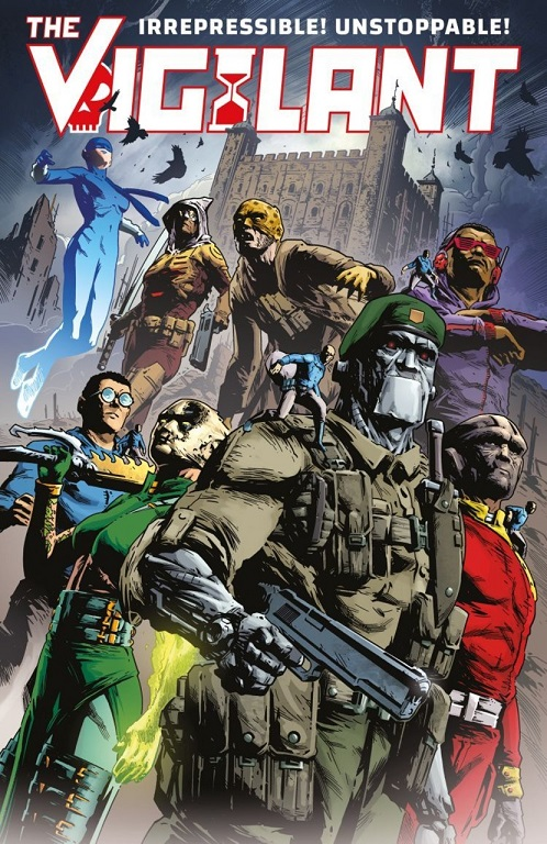 What comic books (non-DC / non-Marvel) from American publishers have you been buying? 65594710
