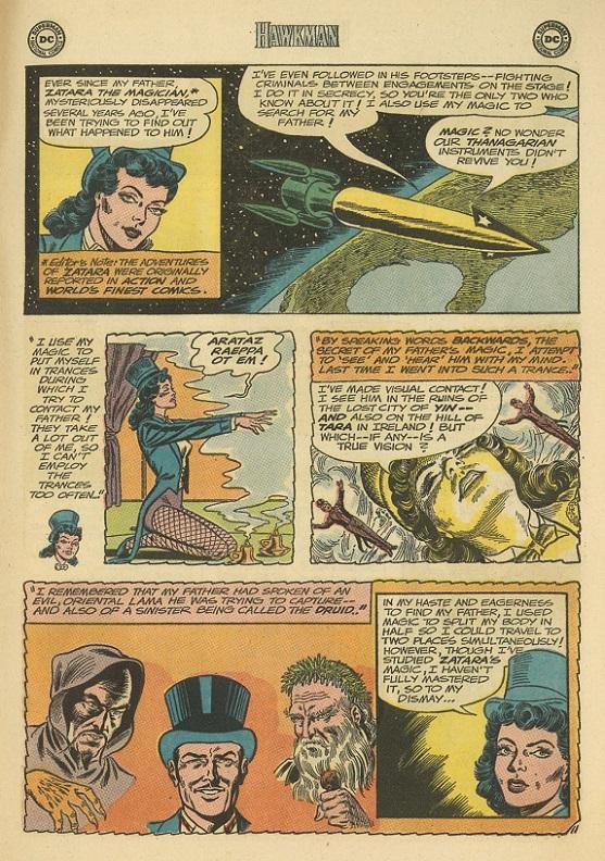 Happy Belated 75th Anniversary to Zatara the Magician _001cc11