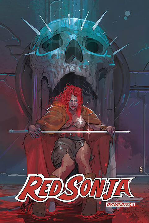 Red Sonja Vol. 5 starting in 2019 _red_s10
