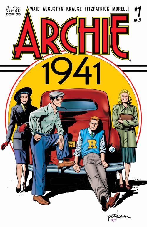 Archie 1941: another Archie mini-series! Archie10