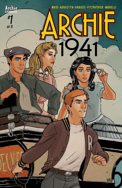 Archie 1941: another Archie mini-series! Archie11