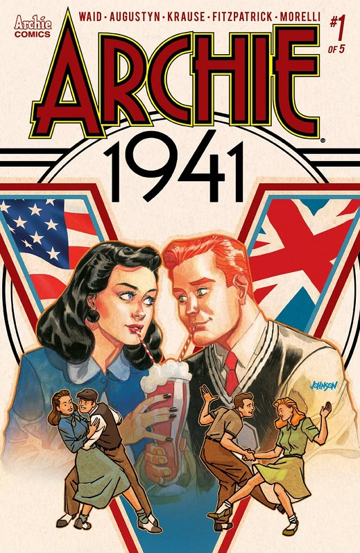 Archie 1941: another Archie mini-series! Archie12