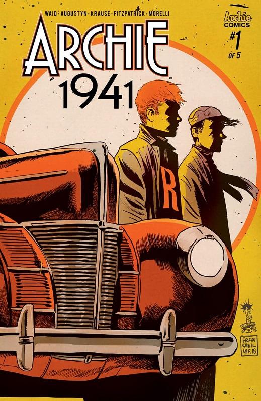 Archie 1941: another Archie mini-series! Archie13