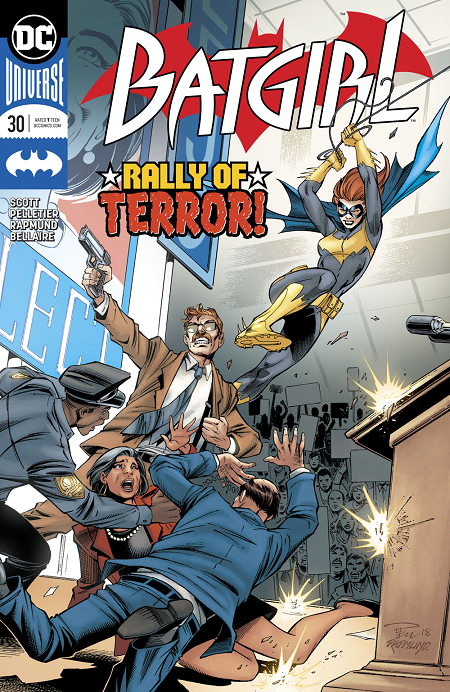 Batgirl: Rebirth and beyond Batgir11