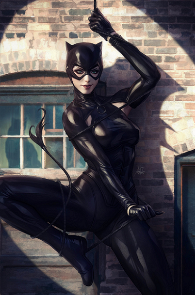 Catwoman's new (2018) series Catwom10