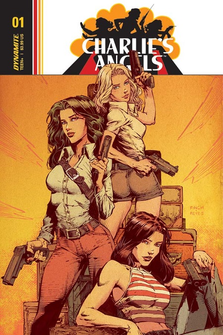 Charlie's Angels from Dynamite Charli10