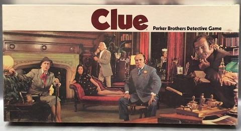 Board Games: Get a Clue(do) Clue_110