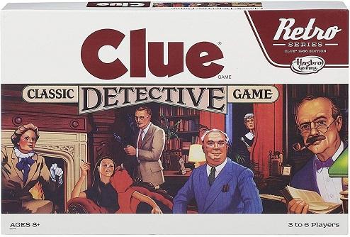 Board Games: Get a Clue(do) Clue_r10